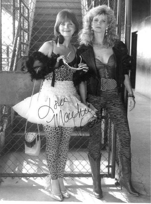 Cindy Williams & Markie Post
