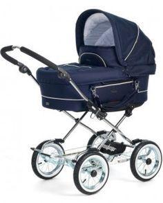 Kinderwagen im Test: Mondial Duo von Emmaljunga #baby