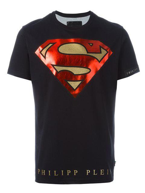 PHILIPP PLEIN 'Super Philipp' T-Shirt. #philippplein #cloth #t-shirt