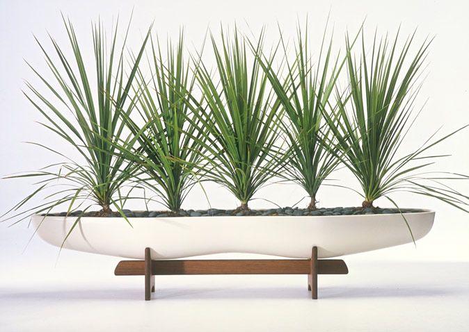 Mid Century Modern Planter Ideas: 80 Best Images About Retro Planters On Pinterest