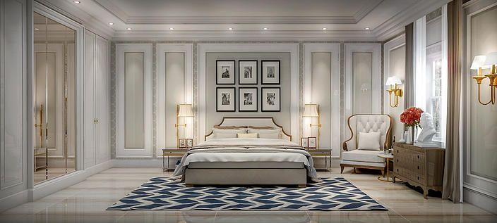 mastakastudio | Master Bedroom, US