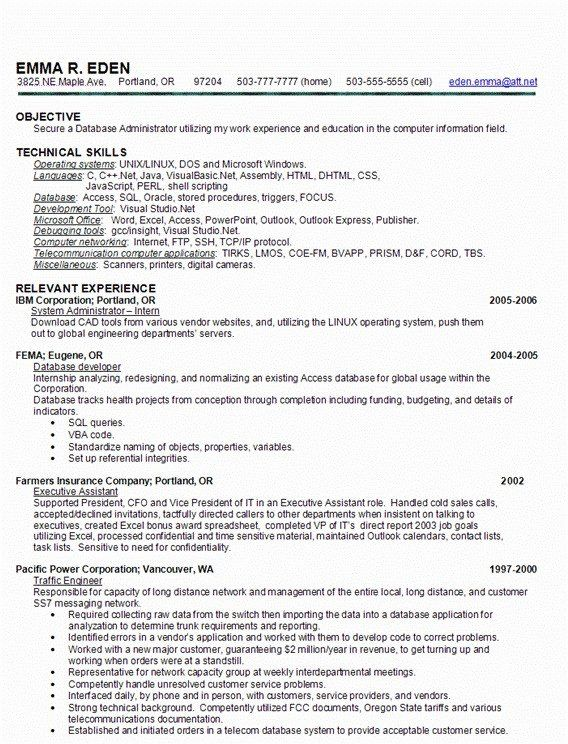 Salesforce Administrator Resume Examples Awesome 30 Best