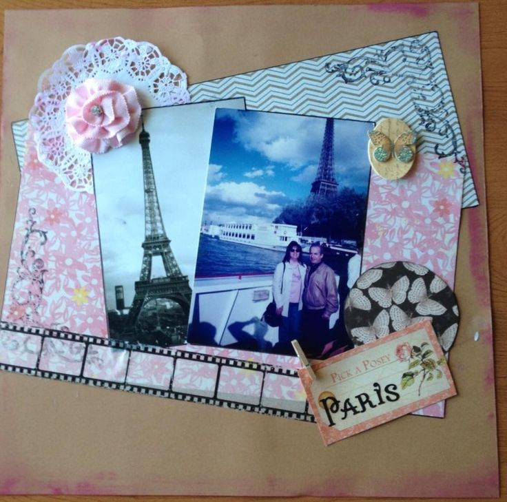 74 best images about paris scrapbook on pinterest paris - Scrapbooking paris boutique ...