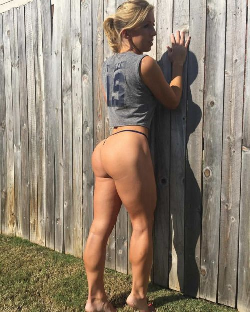 milf athlete
