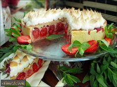 Пирог с клубникой по старинному австрийскому рецепту