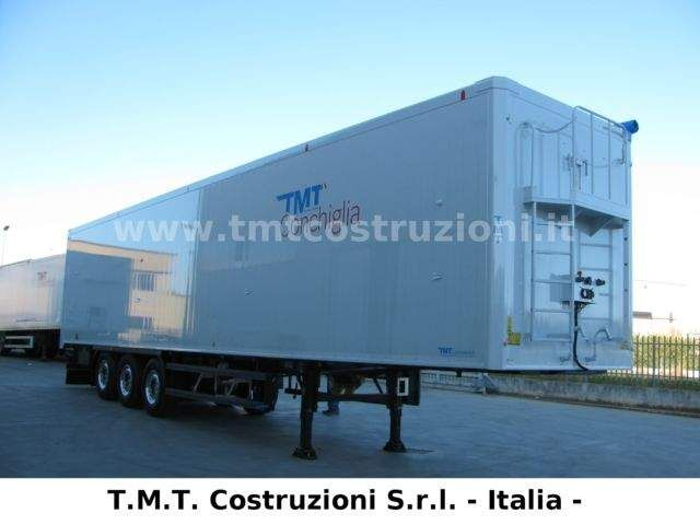 Altri TMT Walking Floor CONCHIGLIA 6+6, 91 mc, 8100 kg - Nuovo 76.860 €, a San Benedetto del Tronto - 94831653 - Automobile.it