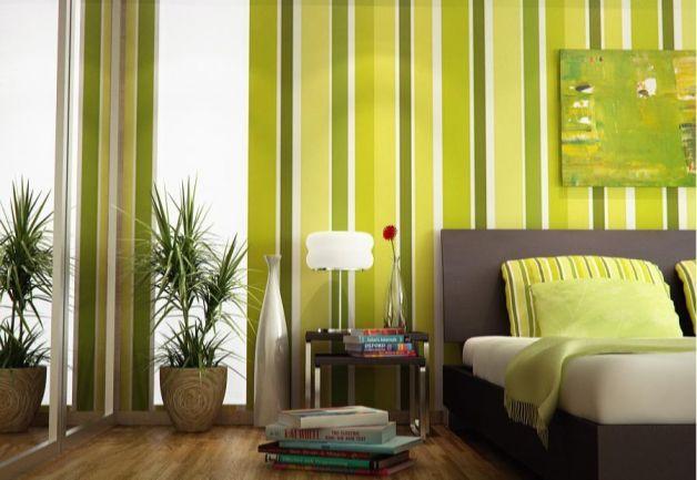 come dipingere una stanza a righe - Cerca con Google