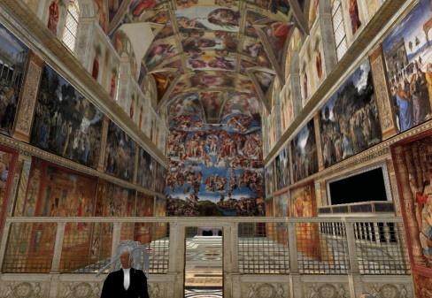 The Sistine Chapel - Rome, Italy