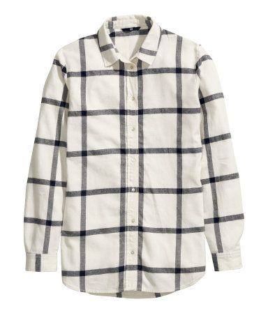 H&M Flannel shirt $29.95