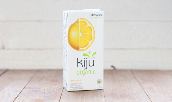 Kiju Organic Lemonade, 1 L