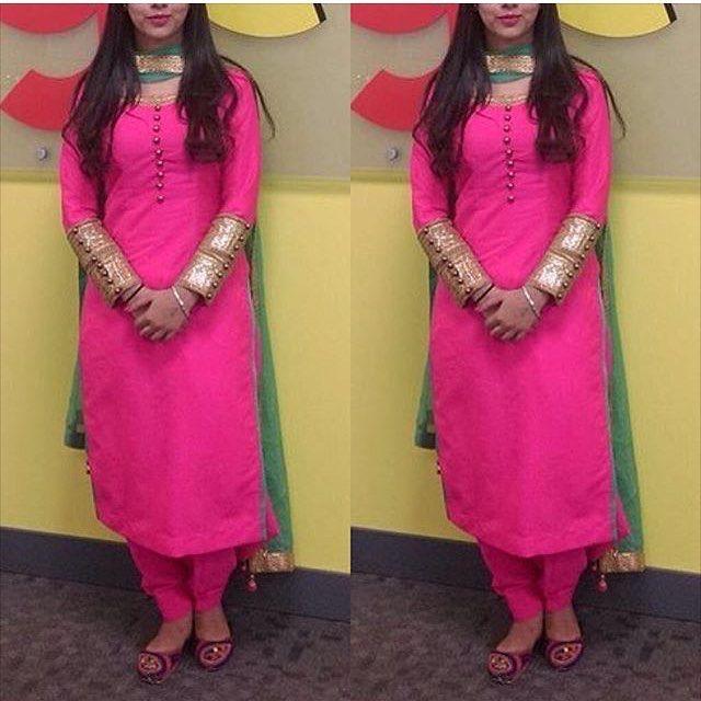 Punjabi suit ❤