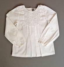 Resultado de imagen para camisas niña zara