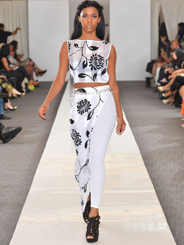 Hawaii by Leighel Desiree | Luevo.com  Leighel Desiree   Made in US, #LeighelDesiree label. Spring/Summer '15 as shown on the DC Fashion Week Runway. Pre-order it now exclusively at Luevo.com   #fashion #style #dcfw #ootd #fashionweek #runway #outfit #dc #designer #runway #exclusive  #shoptherunway #madeinusa #fashiondesigner #designer #ss15 #springsummer15 #Luevo #dcfashionweek