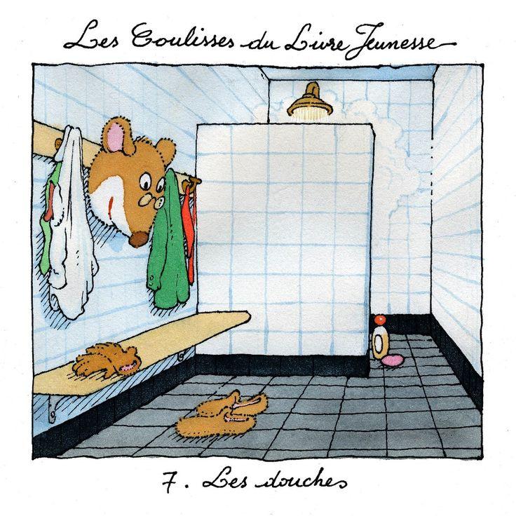 """""""Les coulisses du livre jeunesse"""" par Gilles Bachelet - 4 - Tous les livres et la littérature jeunesse"""