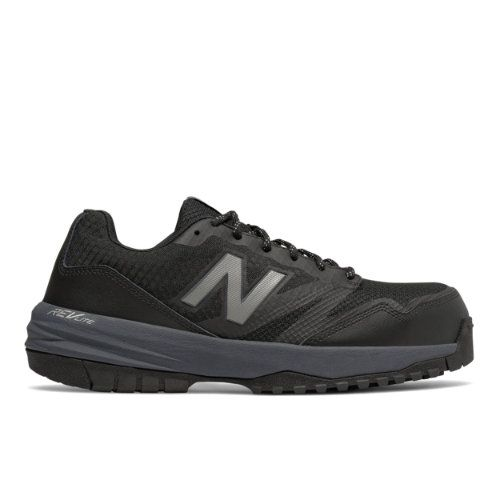 New Balance 589 Men's Work Shoes - Black/Grey (MID589G1)