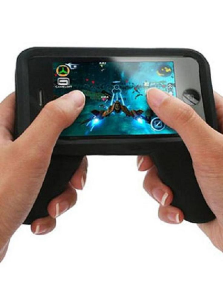 iPhone Game Grip for iPhones 4 4S