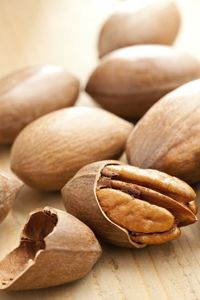 April is National Pecan Month  Think outside the pie and grab a handful of pecans! Nutrition in a Nutshell - ILovePecans