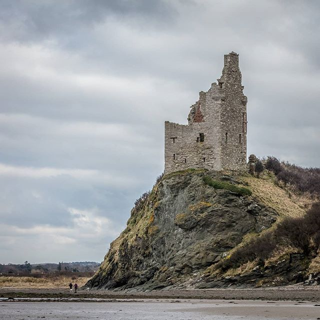 Greenan Castle A 16th-century Tower House Ayr Ayrshire
