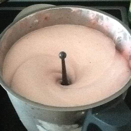Rezept Softeis ohne Sahne von SteffiPa - Rezept der Kategorie Desserts