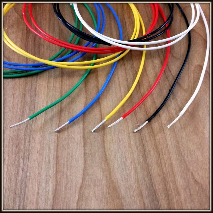 Best 25 PTFE Wires images on Pinterest | Cable, Wire and Electrical ...