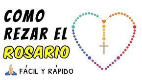 VIDEO: Como rezar el Santo Rosario