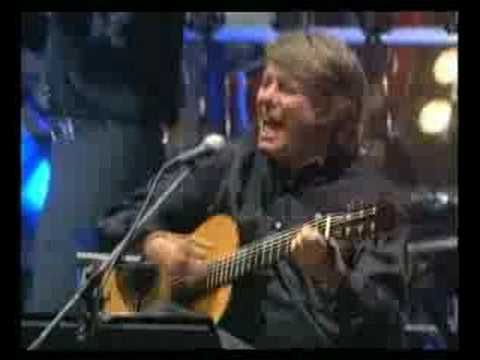 Fabrizio de André - Il pescatore  - concerto '98 - 28