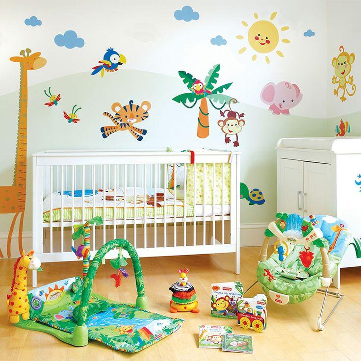 194 best baby nursery images on pinterest | baby room, babies