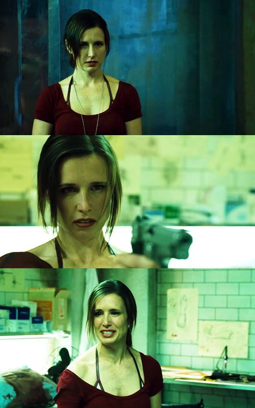 Honestly, I think Saw 3 was the best movie in the whole franchise!  Amanda played by Shawnee smith