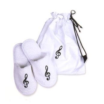 Zapatillas Ducha Blancas