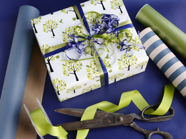 'Orchard' wrap - for the nature-lover in your life..