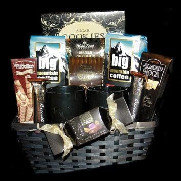Big Coffee | Bumble Bee Baskets Inc.