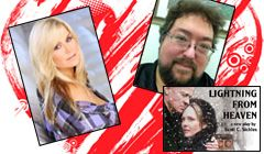 A Valentine's special with a look at two unique love stories: Catherine Hickland talks of her recent wedding, and General Hospital writer Scott C. Sickles discusses his play about a love story that no one wanted told. Soap Central Live airs Fridays at 6PM Eastern/3PM Pacific. Call in and be part of the show, toll-free at 866.472.5788. Listen at http://soapcentral.com/scl