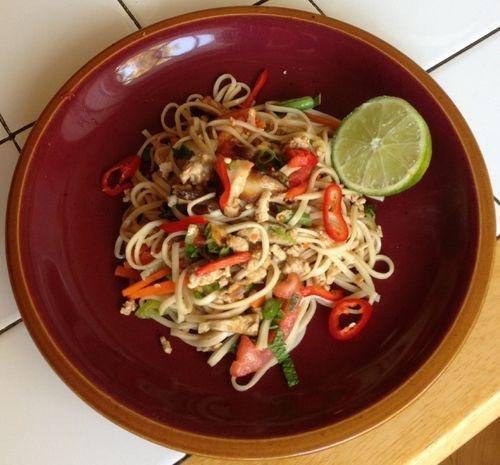 Asian Noodle Dish 73