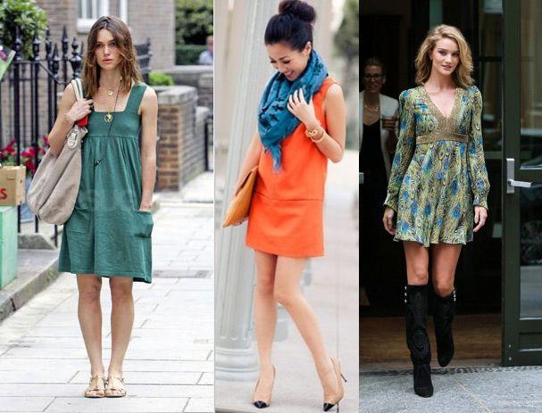 Платья для женщин с короткими ногами. Одежда удлиняющая короткие ноги. Короткие ноги: Как правильно одеваться? Особенности и черты характера людей с короткими ногами.