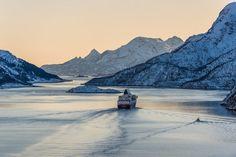 Erfahrungsbericht MS Nordnorge Hurtigruten: Tipps, Infos, Highlights, Kosten von Kabinen & Essen, Landausflüge, Touren, Anreise – Route Bodø-Nordkap-Kirkenes.
