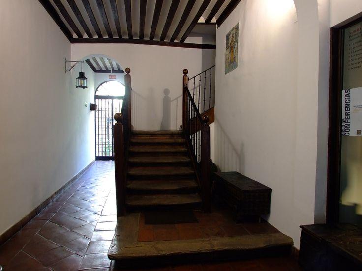 Casa-Museo Lope de Vega, Zaguán