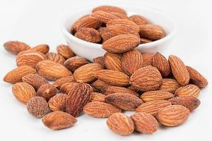 How do I know if I'm eating too many almonds?