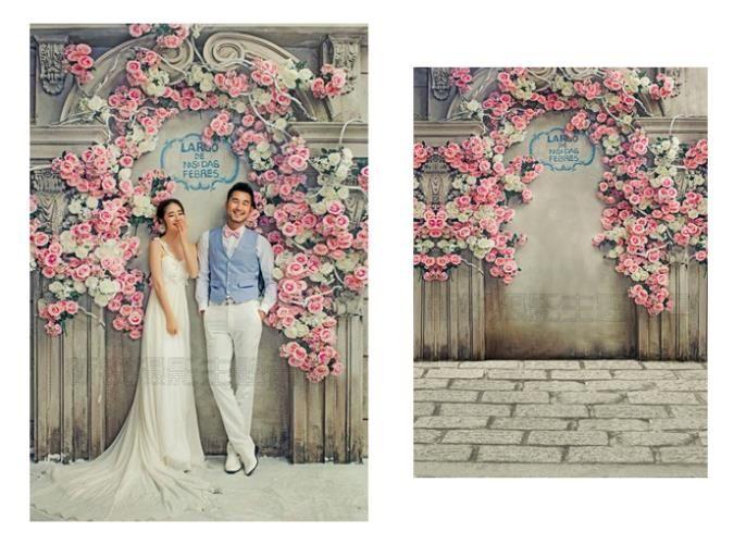 photography background 200cm*150cm wedding vinyl backdrop photography for studio(China (Mainland))