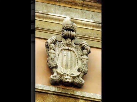 Fotos de: Italia - Padua - Escudos Heráldicos