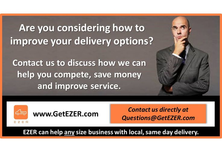 Contact EZER to discuss how we can help your business.      #GetEZER #B2C #B2B #LocalDelivery #SameDay #SupplyChain #Fulfillment #Logistics #Distribution #eCommerce #Business #SmallBusiness #LastMile #B2G #Express #Courier #Parcel #Suppliers #HomeDelivery #Supplies #OnDemand #OfficeDelivery #SoCal #SouthernCalifornia #InlandEmpire #IE #MIN #MN #StPaul #EZER