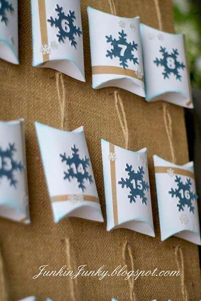 los nios estn contando los das para que llegue la navidad y es hora de que