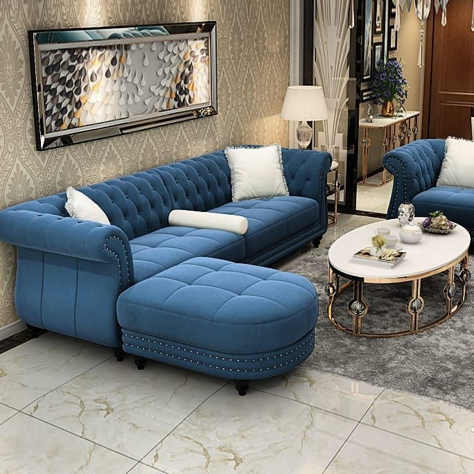 Luxurious Sofa Fabric Color Is Of Your Choice Contact Us Directly 0558223267 Source Luxurious Leather Sofa Furniture Luxury Sofa Latest Sofa Designs