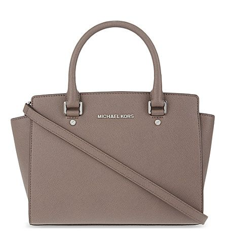 MICHAEL MICHAEL KORS - Selma medium satchel | Selfridges.com