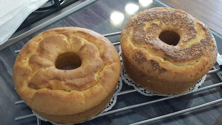 Fermented Cassava Bloeder Cake Cheese Bloeder Cake