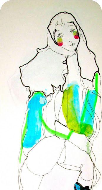 *contour + color TIMI HAYEK