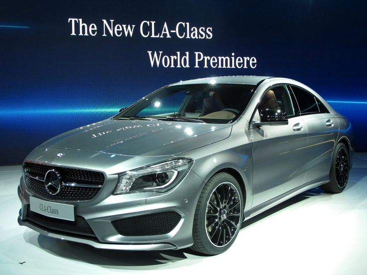 Mercedes Benz cars | 2014 Mercedes-Benz CLA at the 2014 Detroit Auto Show