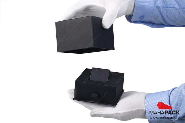 Ringorox - эксклюзивная коробка для кольца с вращающимся ложементом под заказ   Ювелирная упаковка, коробочка подарочная   Mahapack.ru - изготовление индивидуальной упаковки