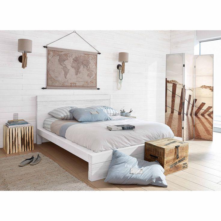 die besten 25 holzbett 160x200 ideen auf pinterest. Black Bedroom Furniture Sets. Home Design Ideas
