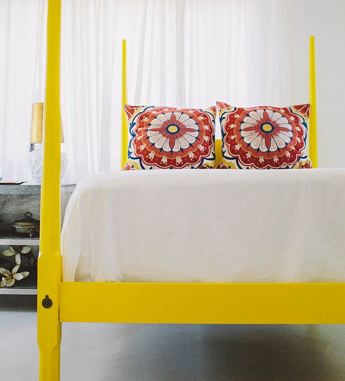 Decorating With: Lemon Yellow   Design*Sponge