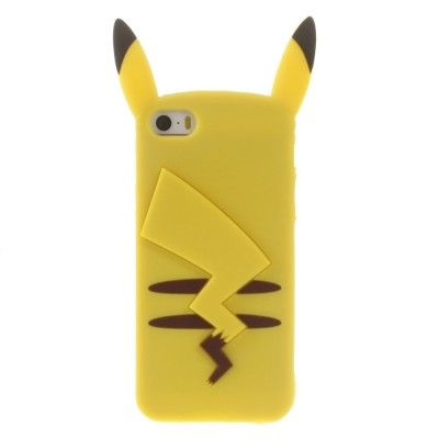 Coque iPhone SE/5/5S Pikachu 5.99€